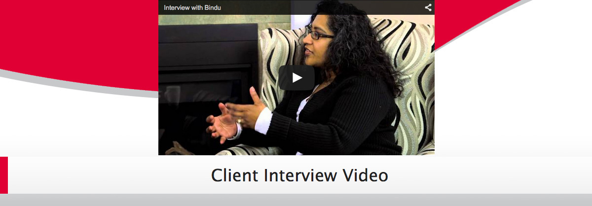 Client Interview with Bindu